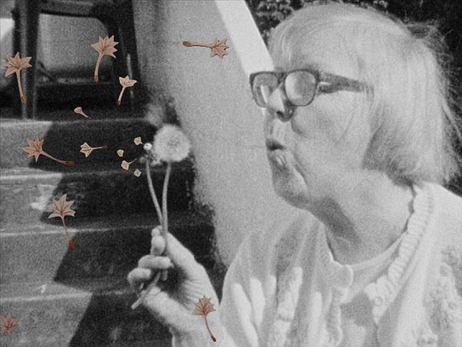 Film Grandma Lo-fi + First You Close Your Eyes (onsdag)